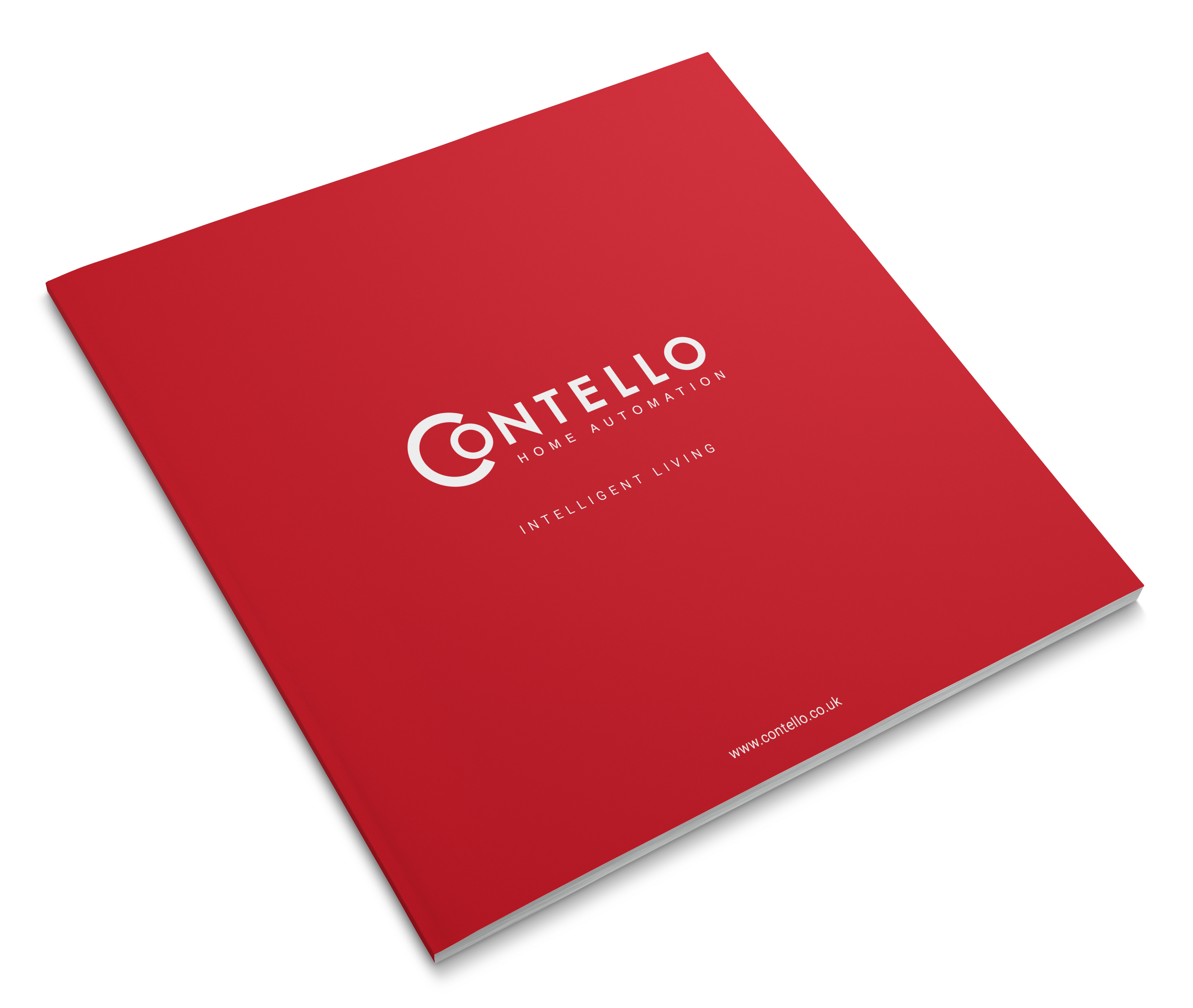 Contello Home Automation - website & branding - eighty3creative