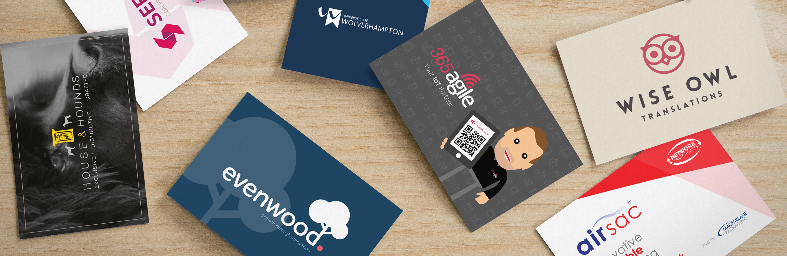 Business Stationery - business cards- eighty3creative