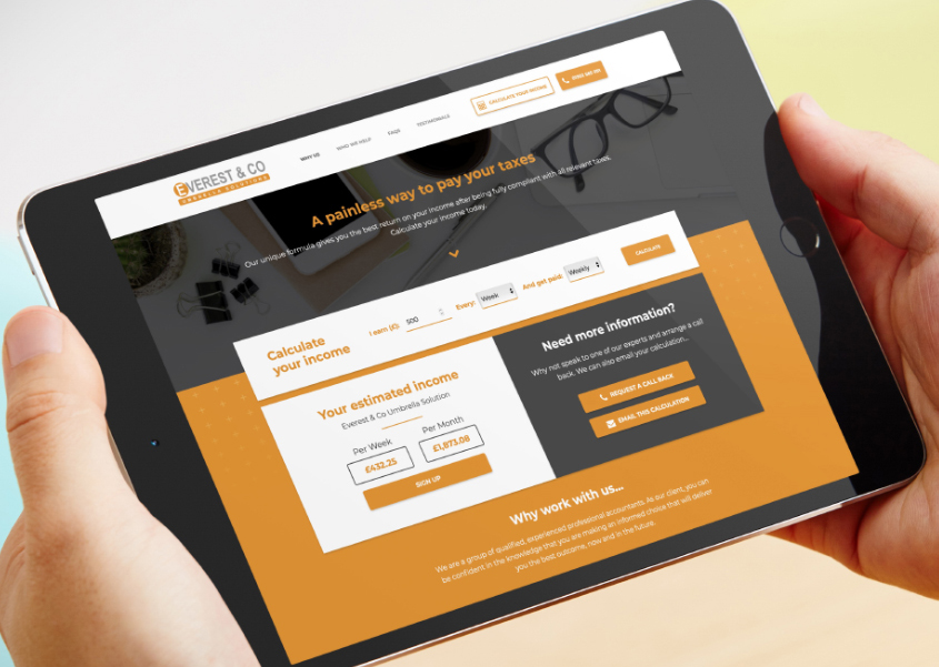 Web Design & Digital Marketing Case Study - Eighty3 Creative