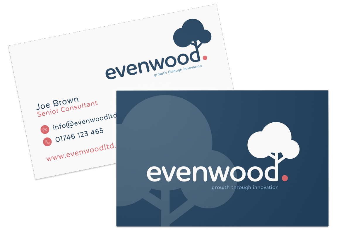 Logo Design & Business Card Design - eighty3 creative