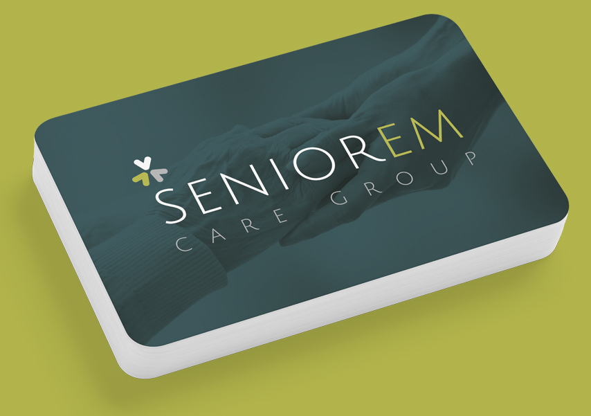 Seniorem - Logo Design