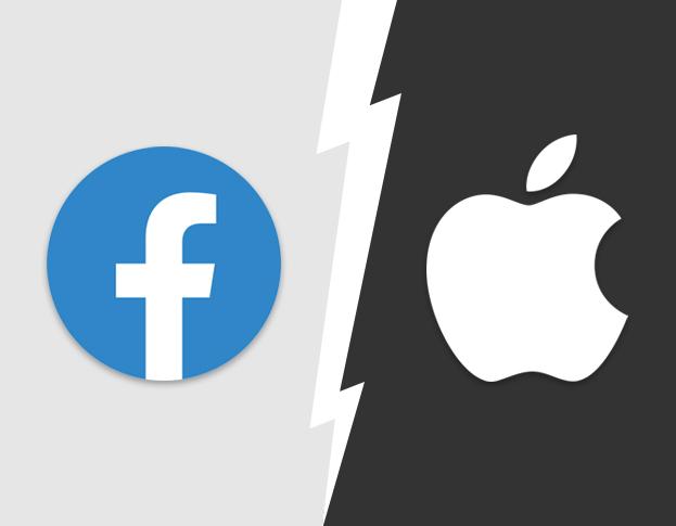 Facebook Vs Apple - eighty3creative