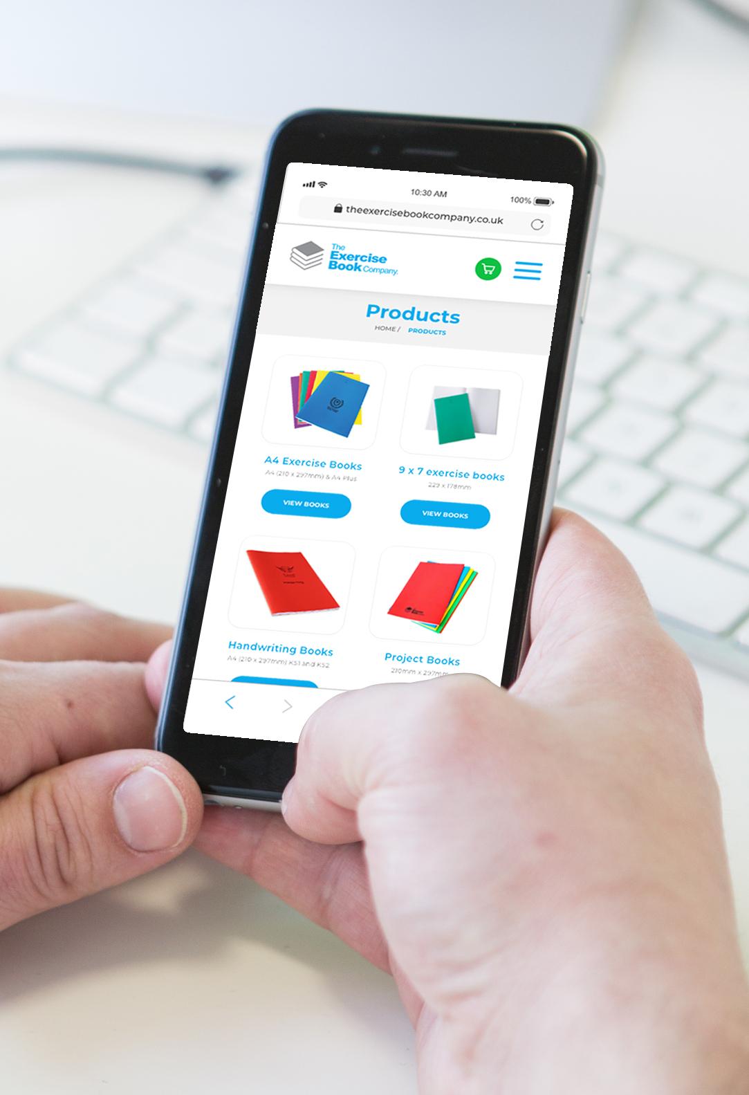 ecommerce web design - eighty3creative