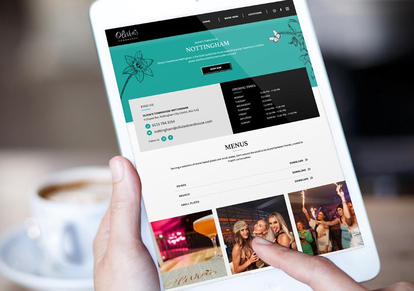 Wordpress Website Design - eighty3creative